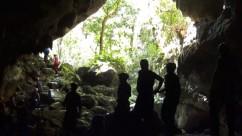 Выход из пещеры Фун-Фун. Красиво. Очень.