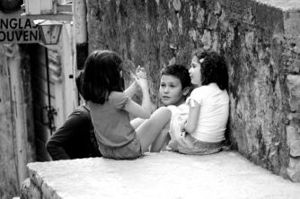 Местные жители. Kotor, Montenegro