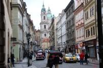 Прага-Туристическая