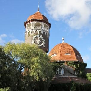 Водонапорная башня 1903